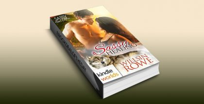 "paranormal romance ebook ""Sassy Ever After: Sassy Healing (Kindle Worlds Novella)"" by Willsin Rowe"