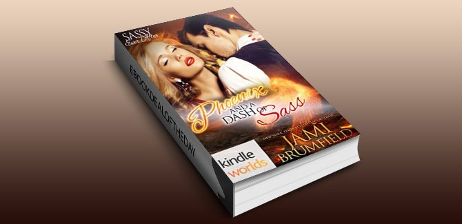 paranormal romance ebook Sassy Ever After: Phoenix and a Dash of Sass (Kindle Worlds Novella) by Jami Brumfield