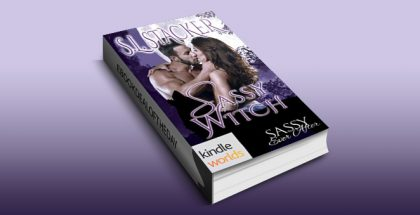 "paranormal romance ebook ""Sassy Ever After: Sassy Witch (Kindle Worlds Novella) (Spenport Pack Book 1)"" by S.L. Stacker"