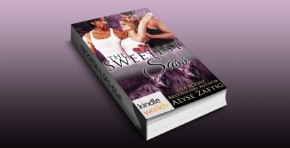 "paranormal romance kindle book ""Sassy Ever After: The Sweetest Sass (Kindle Worlds Novella)"" by Alyse Zaftig"