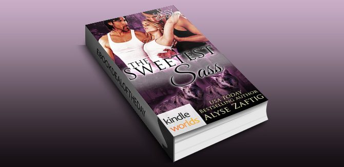 paranormal romance kindle book Sassy Ever After: The Sweetest Sass (Kindle Worlds Novella) by Alyse Zaftig