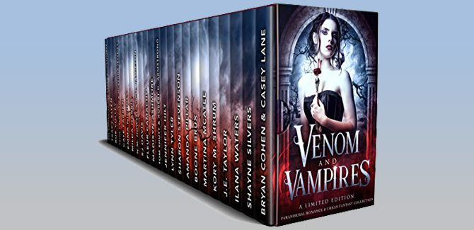 Venom & Vampires: A Limited Edition Paranormal Romance and Urban Fantasy Collection by Various Authors
