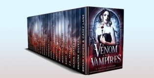 "paranormal urban fantasy boxed set ""Venom & Vampires"" by USAT and NYT Best Selling Authors"