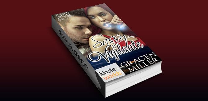 paranormal romance ebook Sassy Ever After: Sassy Vigilante (Kindle Worlds) (Siren Song Book 2) by Gracen Miller