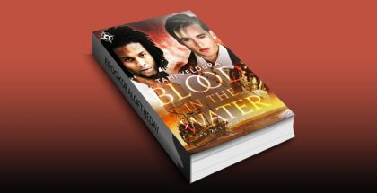 """gay paranormal romance ebook """"Blood In The Water (An Act of Piracy Book 1)"""" by Tami Veldura"""