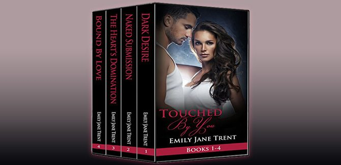 nalit romance boxed set Touched By You: Books 1-4 by Emily Jane Trent