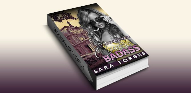 hea romantic comedy ebook Countess Badass: A Modern Aristocracy Billionaire Romance (Endowed Book 4) by Sara Forbes
