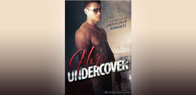 scifi historical erotic romance boxed set Hero Undercover by Annabel Joseph, Addison Cain + More!
