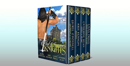 "historical romance boxed set ""Hot Summer Knights"" by Catherine Kean, + more!"