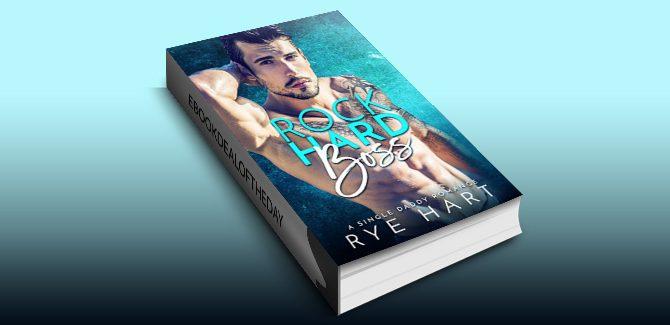 contemporary romance ebook Rock Hard Boss by Rye Hart