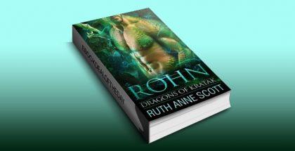 "paranormal romance ebook ""Rohn (Dragons of Kratak Book 1)"" by Ruth Anne Scott"