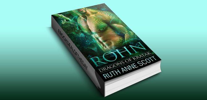 paranormal romance ebook Rohn (Dragons of Kratak Book 1) by Ruth Anne Scott