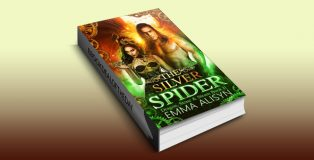 The Silver Spider: A Dragon Shifter Urban Fantasy Steampunk Romance (Dragon, Stone & Steam Book 2) by Emma Alisyn