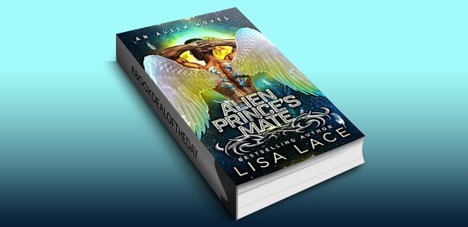 paranormal romance ebook Alien Prince's Mate: An Auxem Novel by Lisa Lace