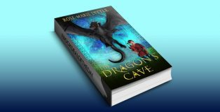 "fantasy ebook ""The Dragon's Cave"" by Rose-Marie Lyttle"