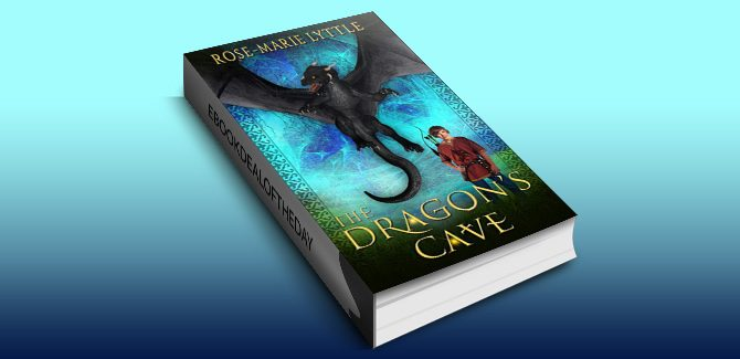fantasy ebook The Dragon's Cave by Rose-Marie Lyttle