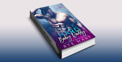 "contemporary romance ebook ""Rock Hard Baby Daddy: A Cowboy Romance"" by Rye Hart"