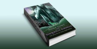 "paranormal romance ebook ""Sasquatch Surprise"" by Anna Lowe"
