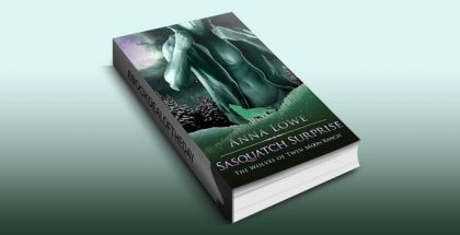 "paranormal romance ebook ""Sasquatch Surprise"" by Anna Lowe"