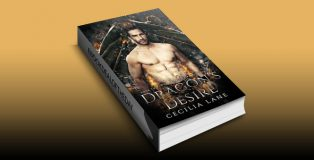 "paranormal romance ebook ""Dragon's Desire: Dragon Shifter Romance (Cursed Dragons Book 2)"" by Cecilia Lane"