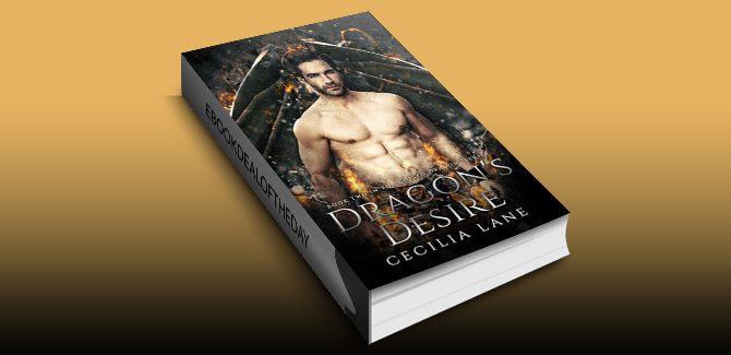 paranormal romance ebook Dragon's Desire: Dragon Shifter Romance (Cursed Dragons Book 2) by Cecilia Lane