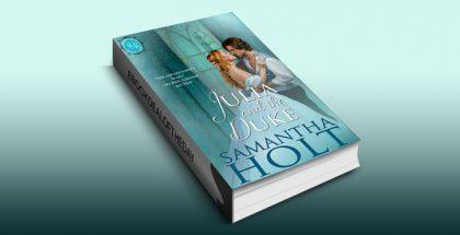 "historical romance ebook ""Julia and the Duke (Bluestocking Brides Book 2)"" by Samantha Holt"
