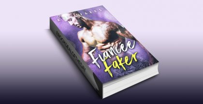 "romance ebook ""Fiancée Faker - A Bad Boy Fake Fiancée Romance"" by Ana Sparks"