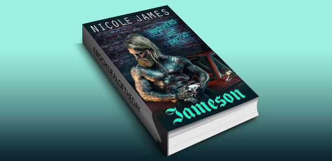 romance ebook JAMESON: Brothers Ink Tattoo (Brothers Ink Tattoo Series Book 1) by Nicole James