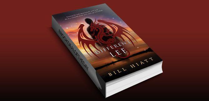 fantasy fiction ebook Different Lee (Different Dragons Book 1) by Bill Hiatt