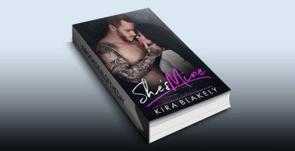 "women's fiction romance ebook ""She's Mine: A Billionaire Second Chance Romance"" by Kira Blakely"