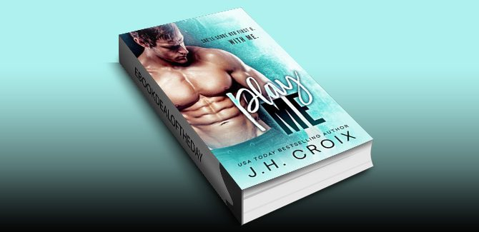 contemporary romance ebook Play Me (Brit Boys Sports Romance Book 4) by J.H. Croix