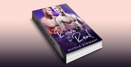 "gay romance ebook ""Room for Rent"" by Nicole Stewart"