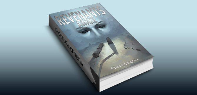 scifi mystery & thriller ebook Revenants Awake (Sons of Karrick) by Adam J. Simpson