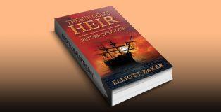 "fantasy adventure ebook ""The Sun God's Heir: Return Book One"" by Elliott Baker"
