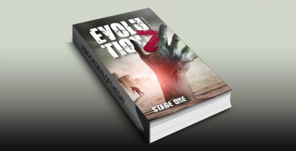 "an action & adventure thriller ebook ""Evolution Z: Stage One (An apocalypse zombie survival thriller Book 1)"" by David Bourne"