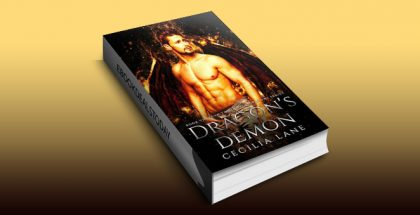Dragon's Demon: Dragon Shifter Romance (Cursed Dragons Book 3) by Cecilia Lane