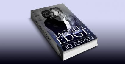 Jagged Edge: Jason and Raine - M/M romance by Jo Raven