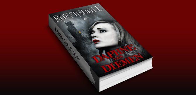 gothic romance ebook Ravensdale by Daphne Van Diemen