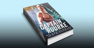 "contemporary romantic suspense ebook ""Captain Rourke"" by Helena Newbury"