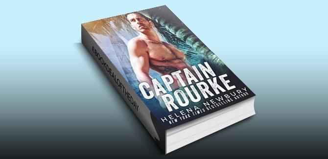 contemporary romantic suspense ebook Captain Rourke by Helena Newbury