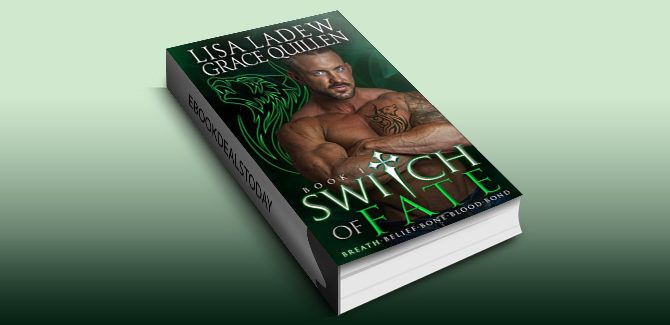 Switch of Fate 1 by Lisa Ladew