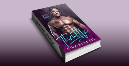 "romance ebook ""Throttle: A Bad Boy Romance"" by Kira Blakely"