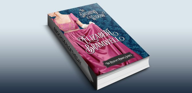 historical romance ebook The Dashing Widow: Book One in the Regency Romps Series by Elizabeth Bramwell