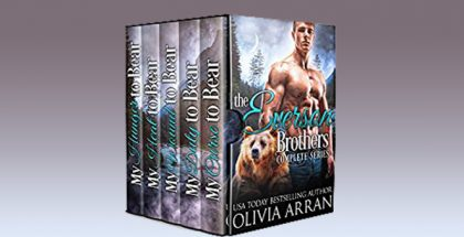 The Everson Brothers: Complete Series by Olivia Arran