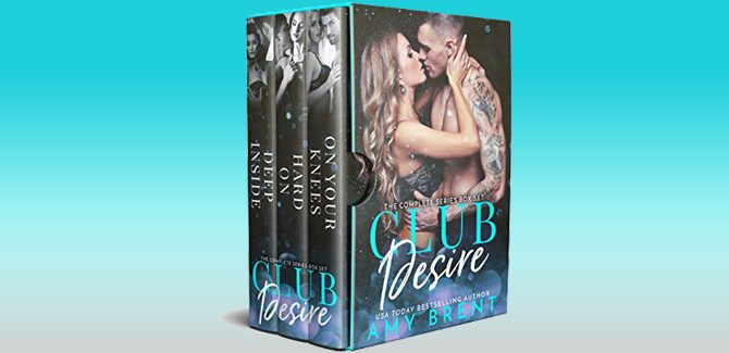 Club Desire: The Complete Series Box Set by Amy Brent