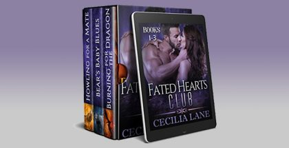 Fated Hearts Club Books 1-3: Shifter Romance Box Set by Cecilia Lane