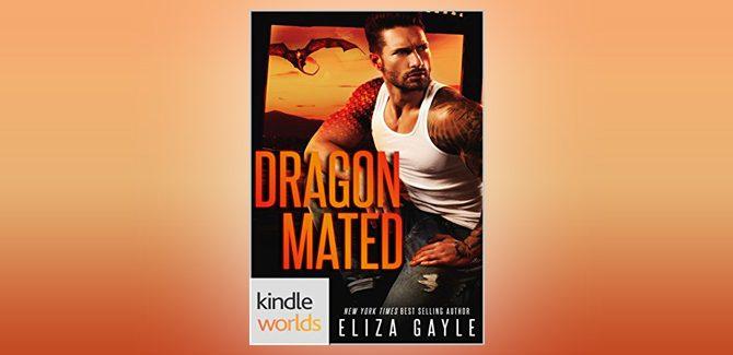 Dragon Mated (Kindle Worlds Novella) by Eliza Gayle