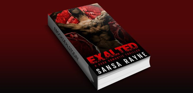Exalted: A Dark Romantic Thriller by Sansa Rayne