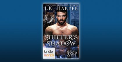 One True Mate: Shifter's Shadow (Kindle Worlds Novella) by J.K. Harper