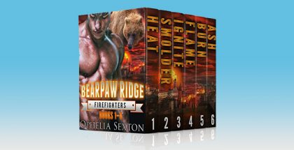 Bearpaw Ridge Firefighters: Boxed Set #1 by Ophelia Sexton
